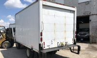 Service Truck Rollup Doors