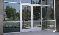 Storefront Pedestrian Doors