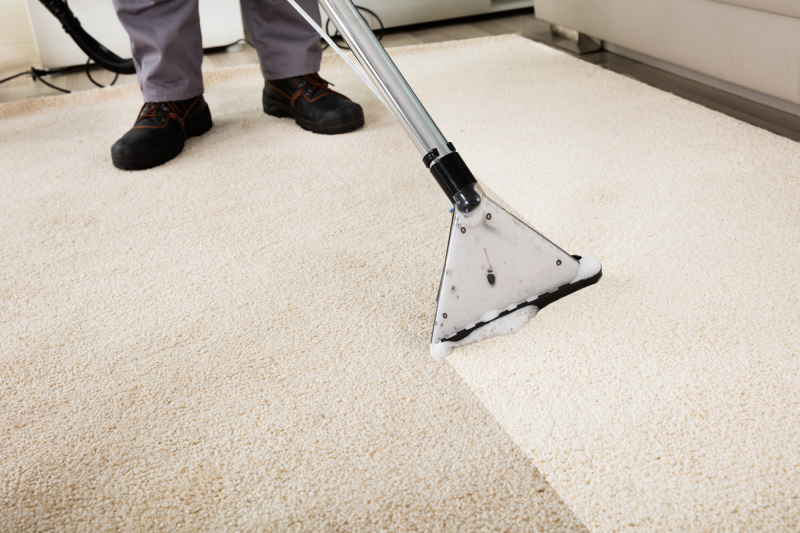 The Benefits of CLEAN Carpet for your Business