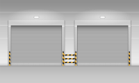 Steel Rolling Garage Doors Seattle