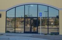 Pedestrian Storefront Doors Everett