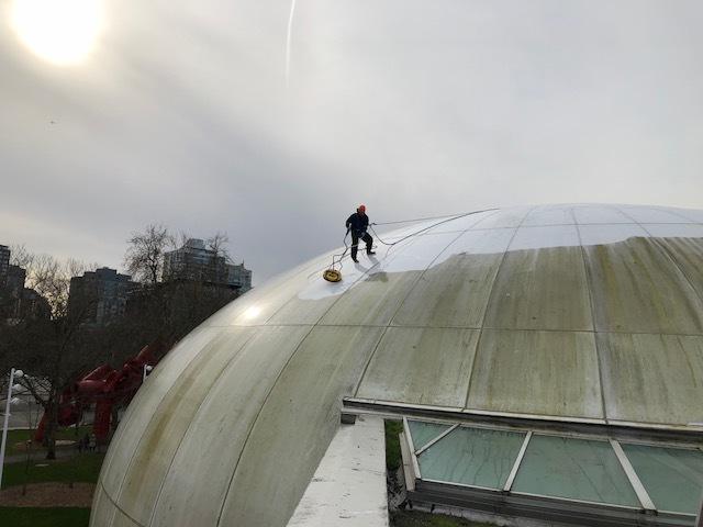 Roof Cleaning Renton WA