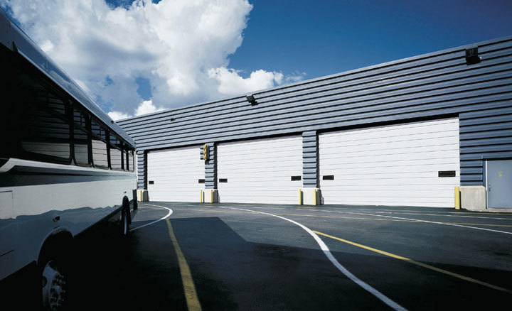 Garage Doors For Your Business Needs: What Are the Different Types of Commercial Garage Doors?