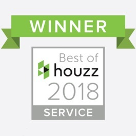 """General Contractors Sarasota FL."". Awarded ""Best of Houzz"" five years in a row for excellent customer service"