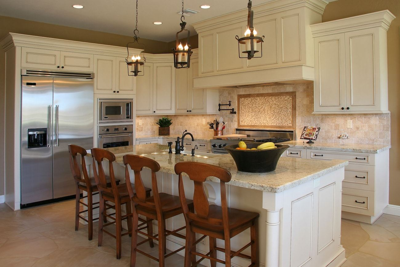 """Home and Condo Kitchen remodel contractor Longboat Key Florida"""
