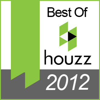 Awarded best of Houzz 2012 for excellent customer satisfaction.