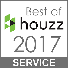 Awarded best of Houzz in 2017 for the highest level of customer satisfaction in Kitchen and Bath Remodels in Sarasota Florida.