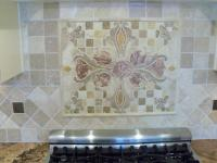 Custom backsplash Longboat Key FL.