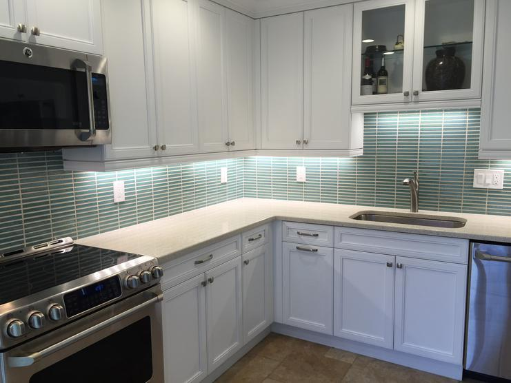 Complete kitchen remodel in the Landings Sarasota Fl