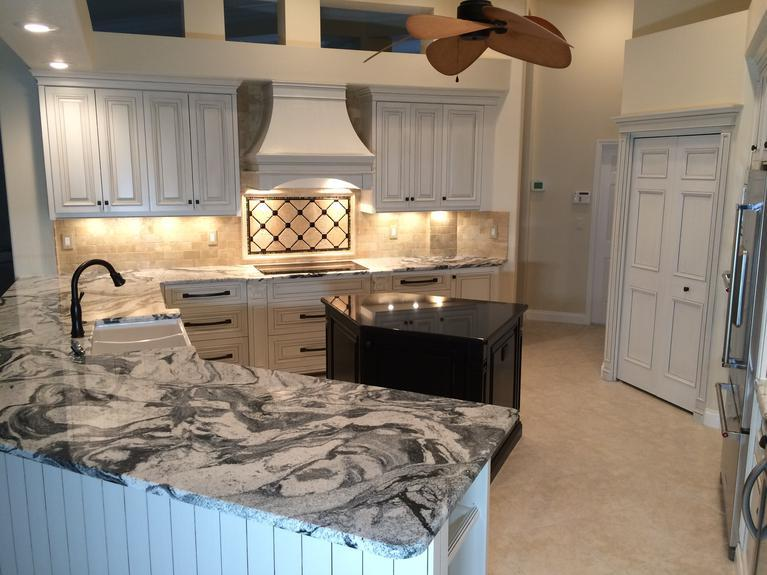 Kitchen remodel in Venice FL