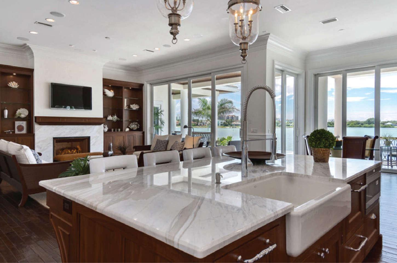 Complete Kitchen remodel in Sarasota Florida
