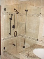 Bathroom and shower remodel in Osprey Florida