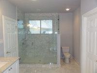 Shower remodel Longboat Key Florida