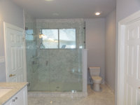 Shower remodel Longboat Key Florida