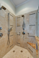 Walk-in Shower remodel in Sarasota