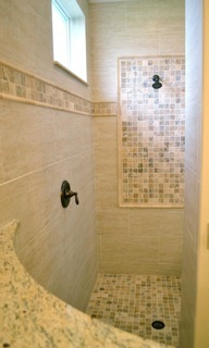 Remove and replace shower system Sarasota FL.