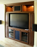 """Custom made Furniture and Cabinets Sarasota Florida"""
