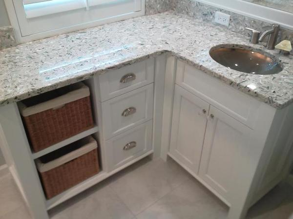 Bathroom remodel Siesta Key Florida
