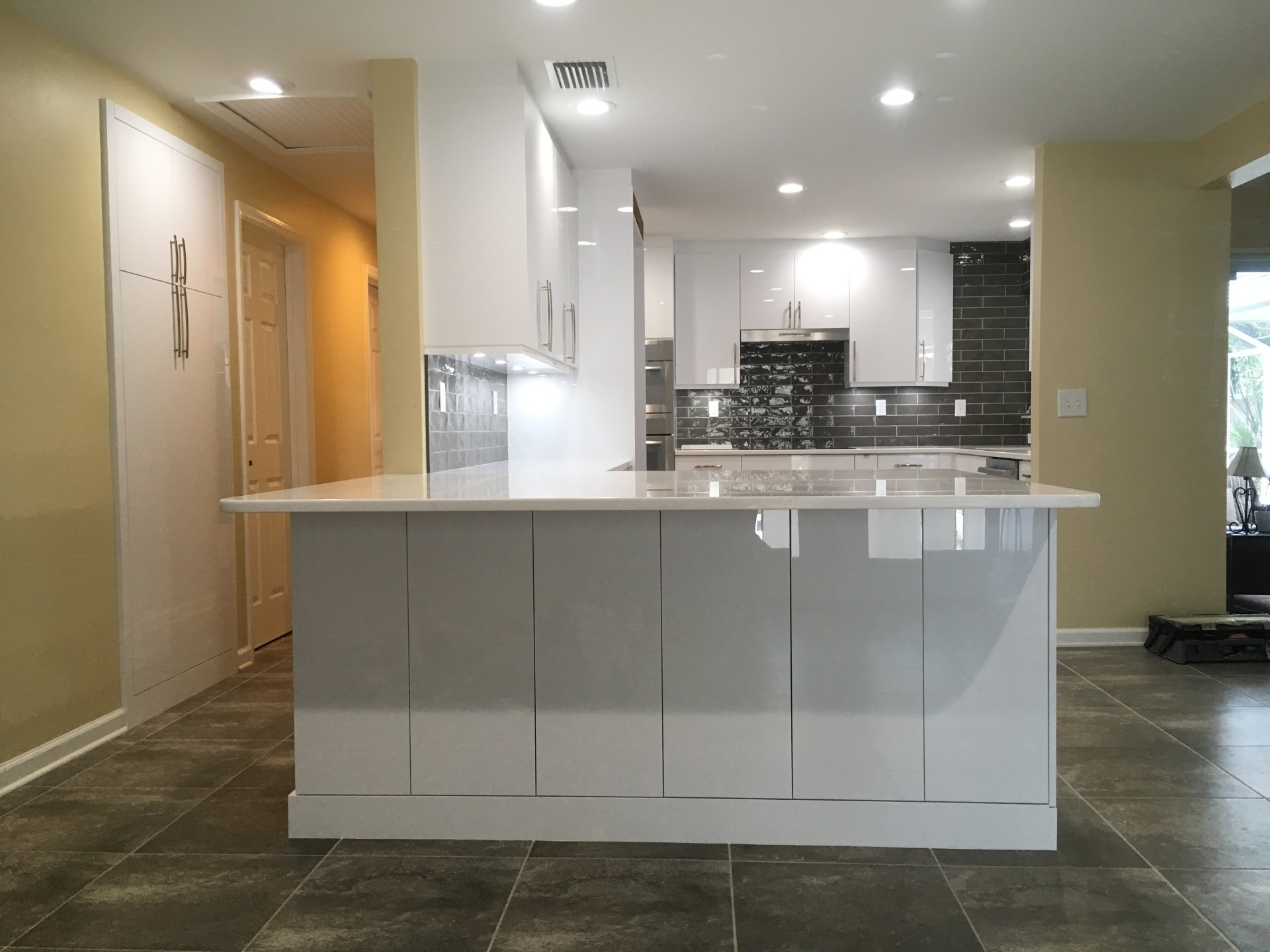 Kitchen remodel in Venice Florida