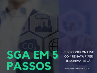 SGA EM 5 PASSOS