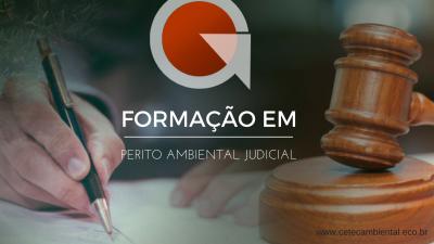 FORMAÇÃO EM PERITO AMBIENTAL