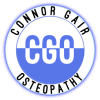 connor gair osteopathy logo