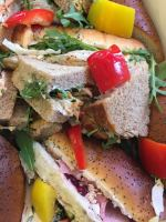 Gournmet Sandwich Selection