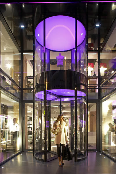 Boon Edam Revolving Door