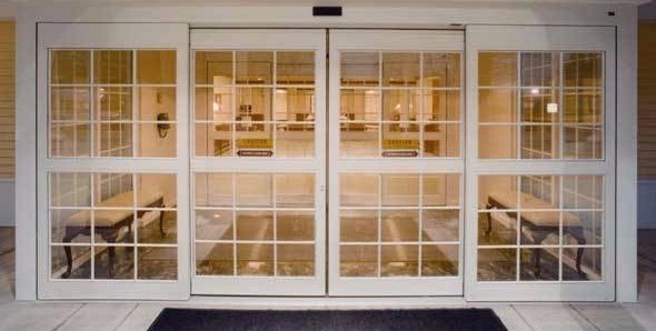 Nabco Automatic Sliding Door