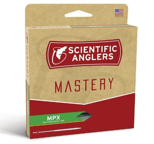 SCIENTIFIC ANGLERS-líneas Mastery MPX