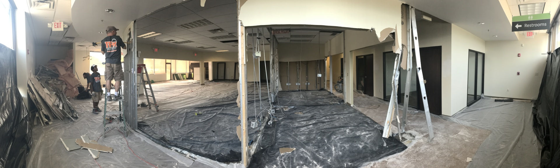 Commercial Buildout