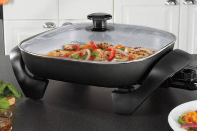 Step by Step Advice to Use an Electric Skillet
