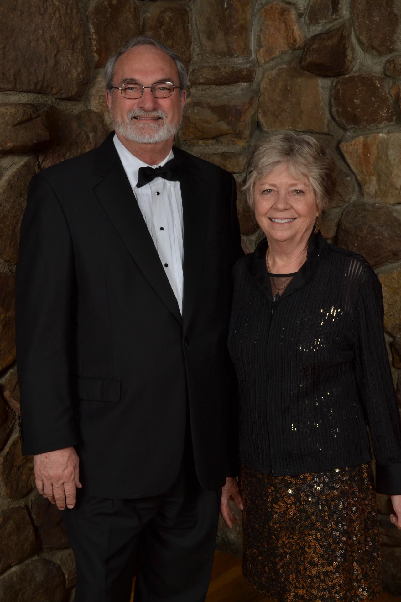 Robert and Carolyn