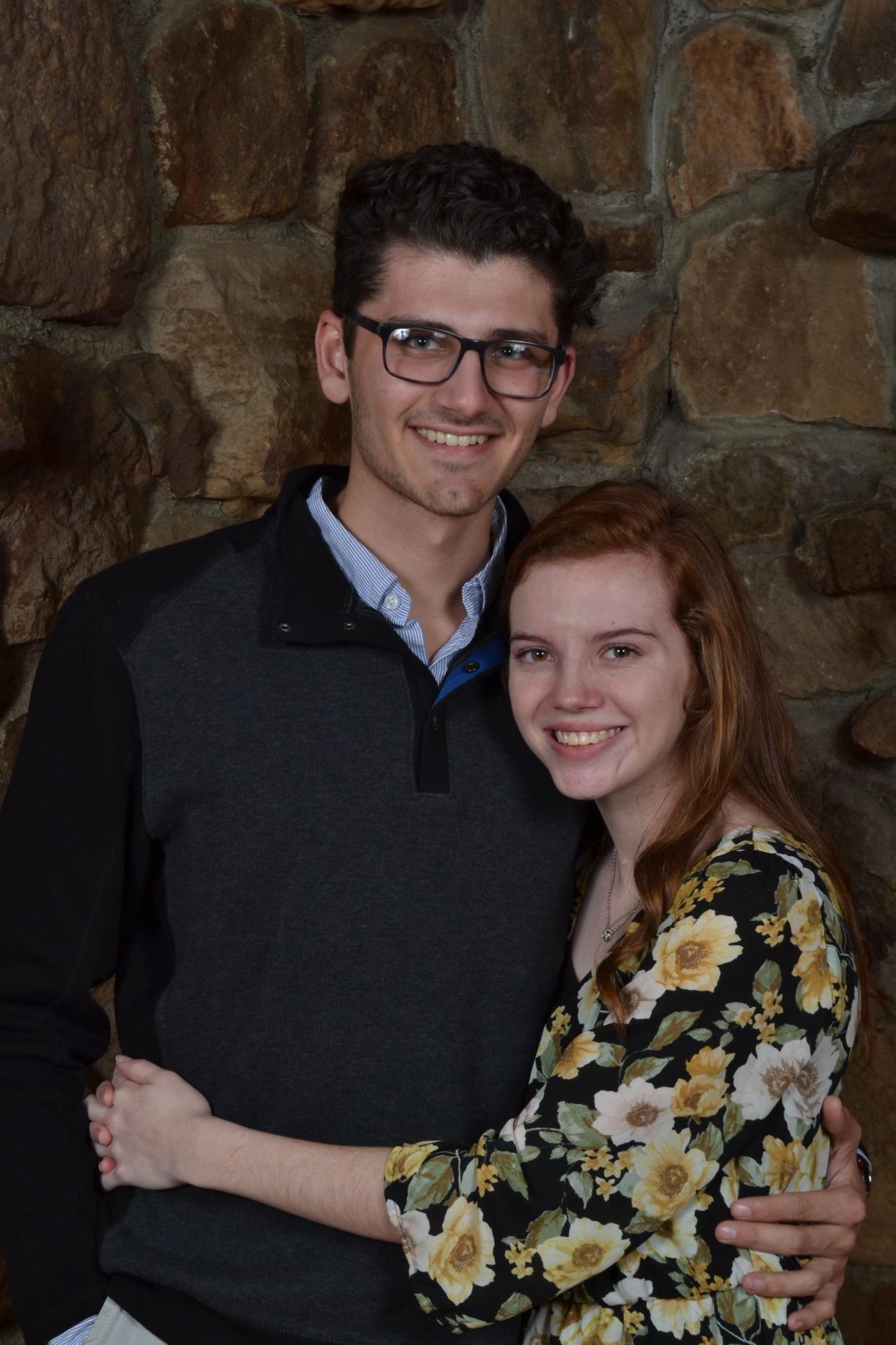 JR and Isabella