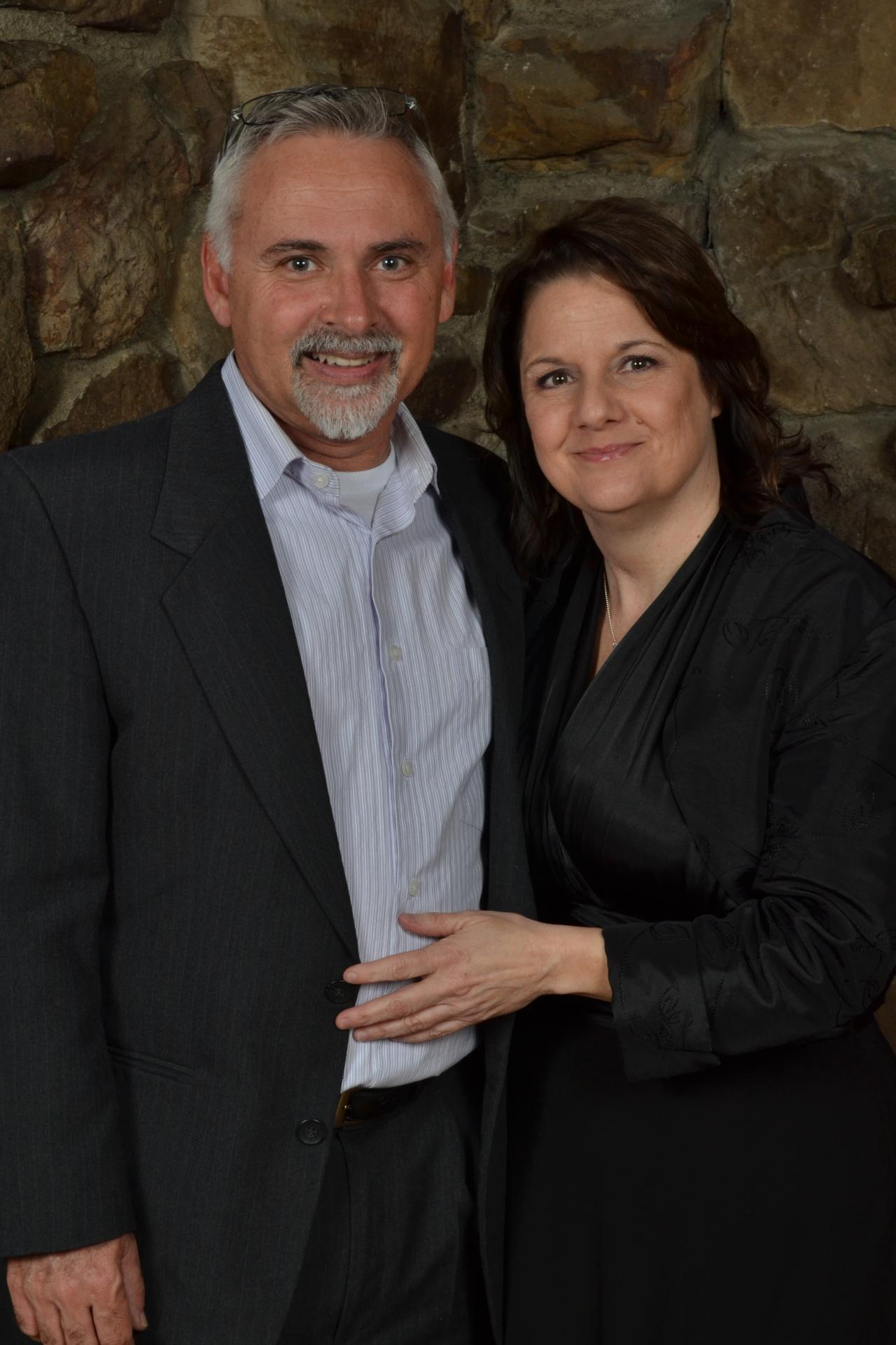 Bill and Debra