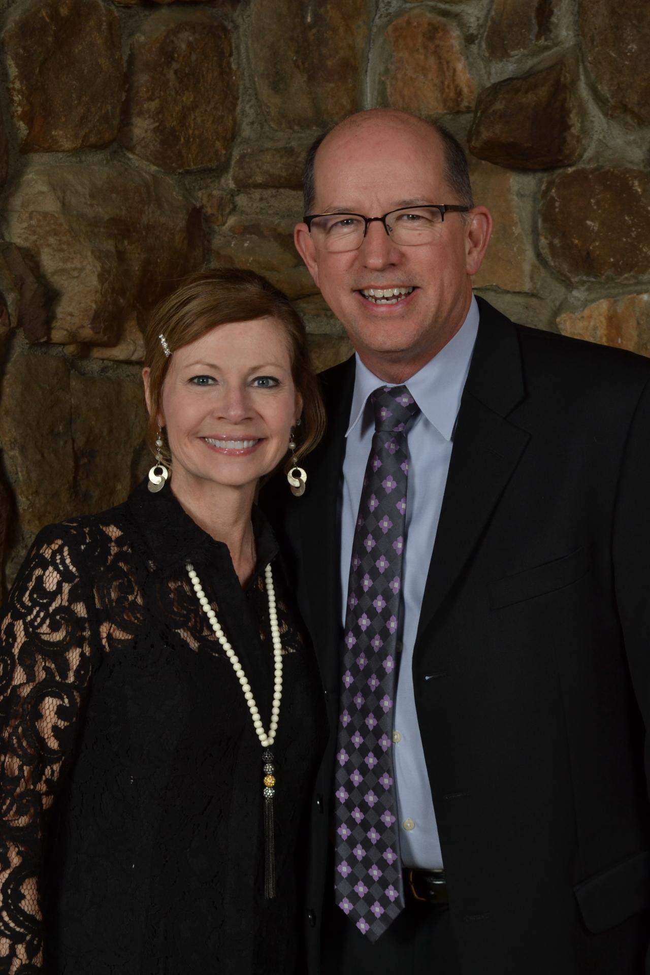 Brenda and Jim