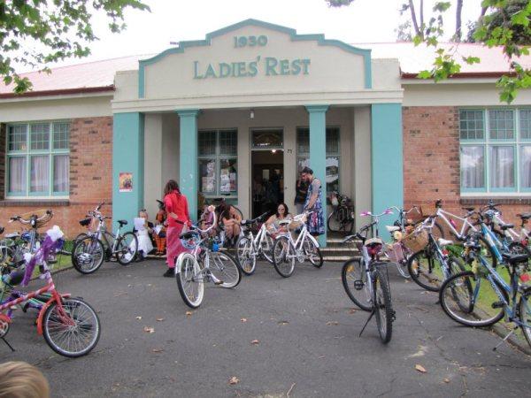 Frocks On Bikes