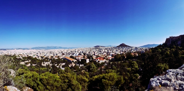 Athens - the perfect balance between old and new