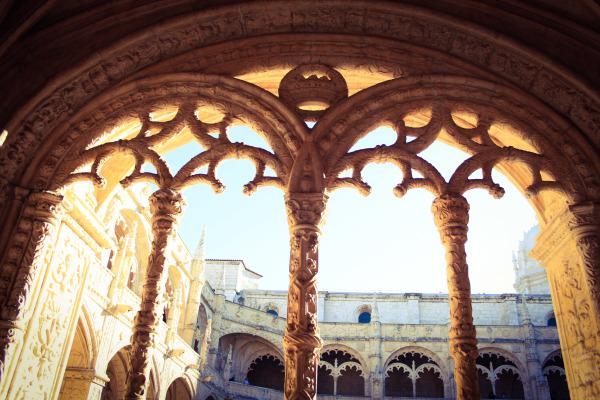 a guide to Lisbon's sacred treasures
