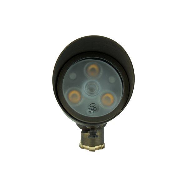 Volt Infiniti 30 G3 Brass LED Spotlight