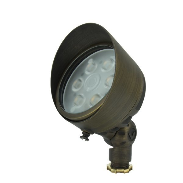 VOLT Infinit 60 G3 Brass LED Spotlight