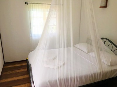 2 rooms with double bed each