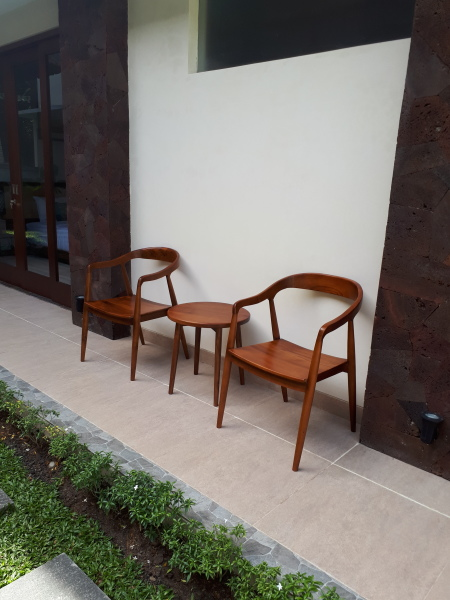 terrace/balcony seat