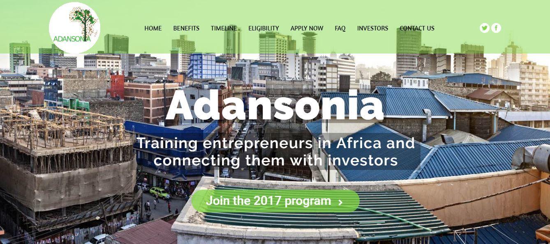 Adansonia 2017 cohort
