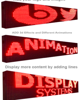 Single Color RED LED