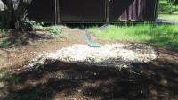 Chaffin -greywater mulch basin