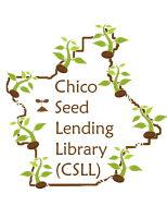 chico seed lending library logo