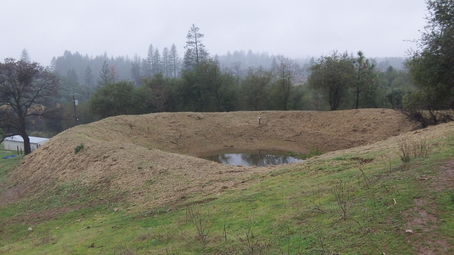 Miller -exisitng ridge pond