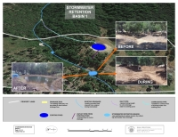 Miller -stormwater retention basin 1