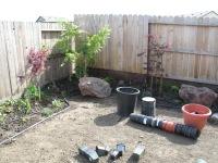 Scott -corner yard before